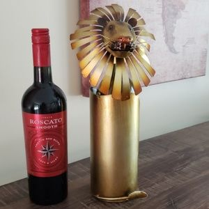 Other - 🍷🍾🥂GOLD SPECIALITY LION WINE HOLDER🍷🍾🥂